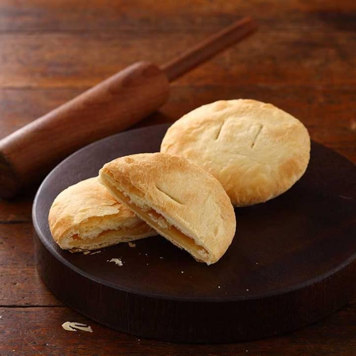 Yu Jan Shin butter pastry