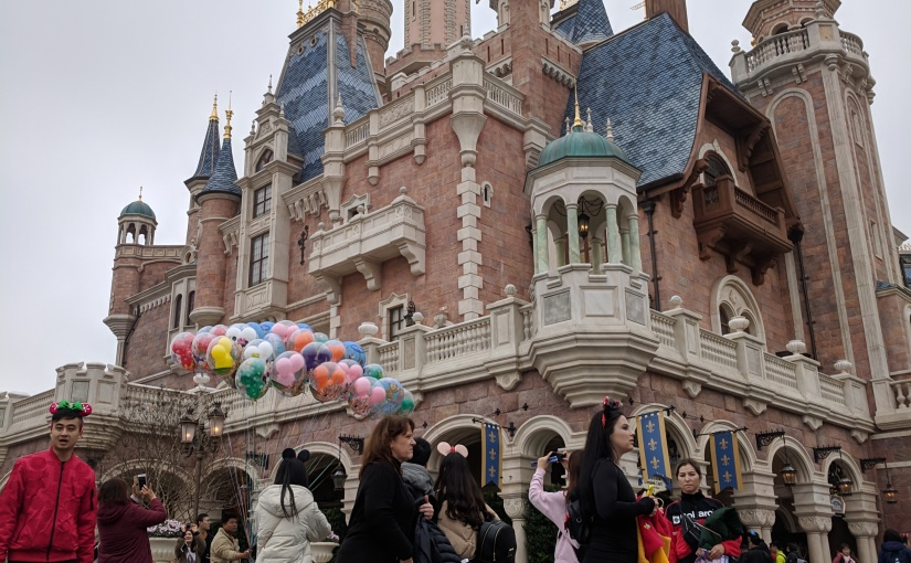 Shanghai Disneyland: Magical and mostmemorable