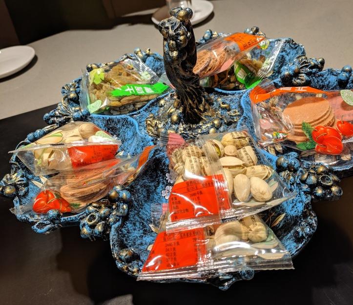 HDL snacks