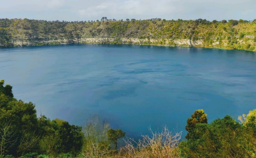 Have you heard of the city of Mount Gambier?