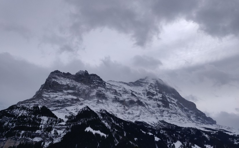 Snippets of Grindelwald