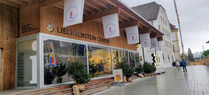 Getting to Liechtenstein fromZurich