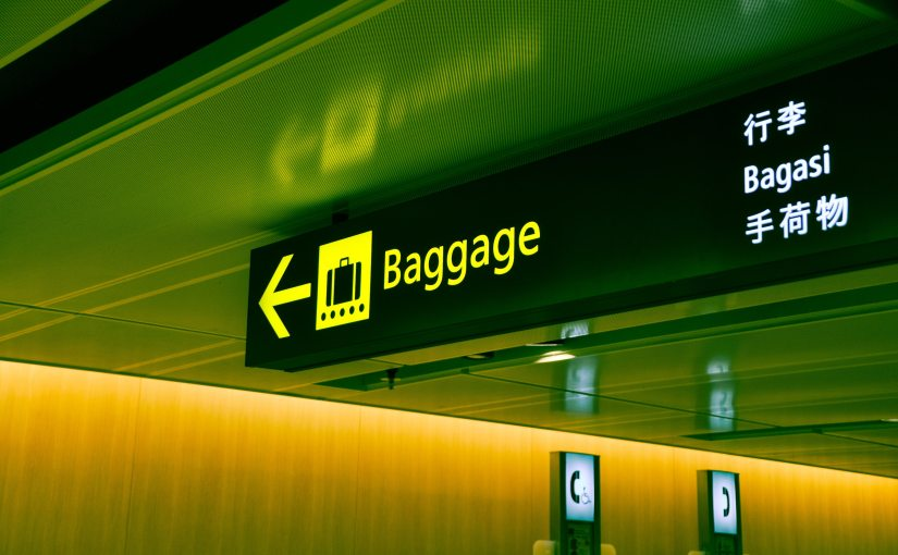 On damaged baggage and how to deal with the situation