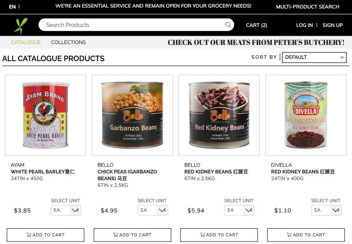 Three online grocery stores to tide over this Circuit Breaker season! (great price, quality andspeed!)