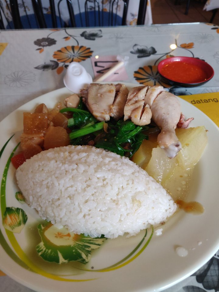 Finding comfort food in a foreignland