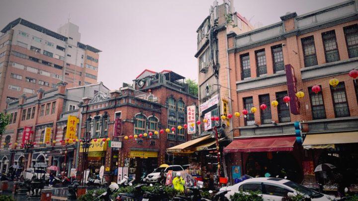 Dihua Street – a gem inTaipei